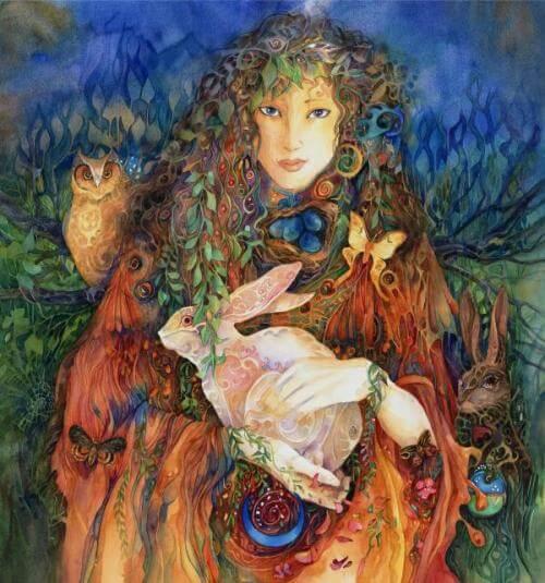 ostara maiden godess spring equinox.jpg