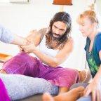 thaiyoga massage workshop Krishnataki - Wiesbaden