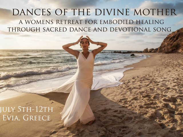dances for the divine mother 2019