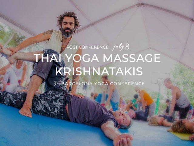 thai yoga massage BYC takis
