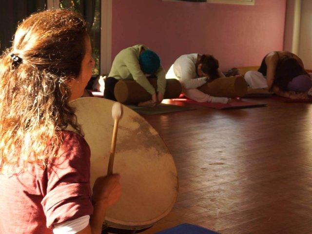 yin yoga teacher training module 2