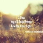 yoga & reiki retreat